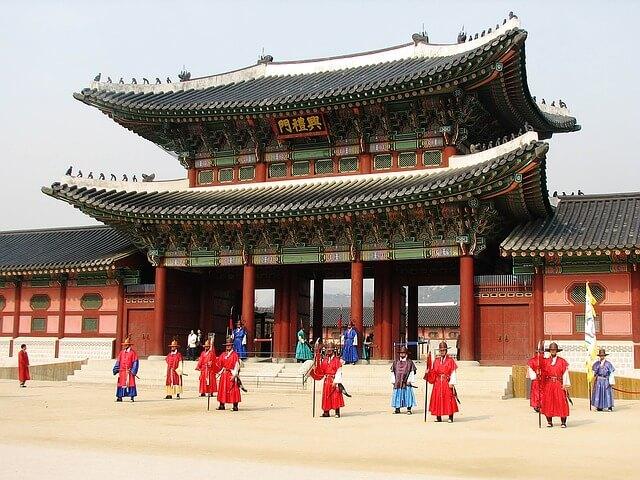 韓国・景福宮