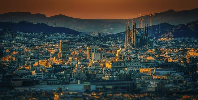 バルセロナ眺望