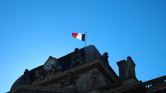フランスの祝日